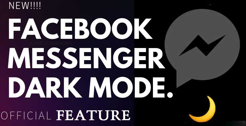 Activate Facebook Messenger Dark Mode on Android and iPhone