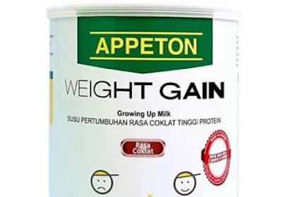 Harga Susu Appeton, S26 Procal dan Morinaga Murah Di Guardian