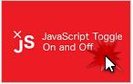 Javascript-toggle