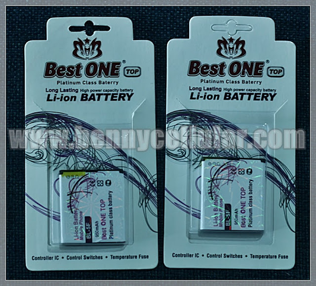 BATTERY BEST ONE TOP BL-5F