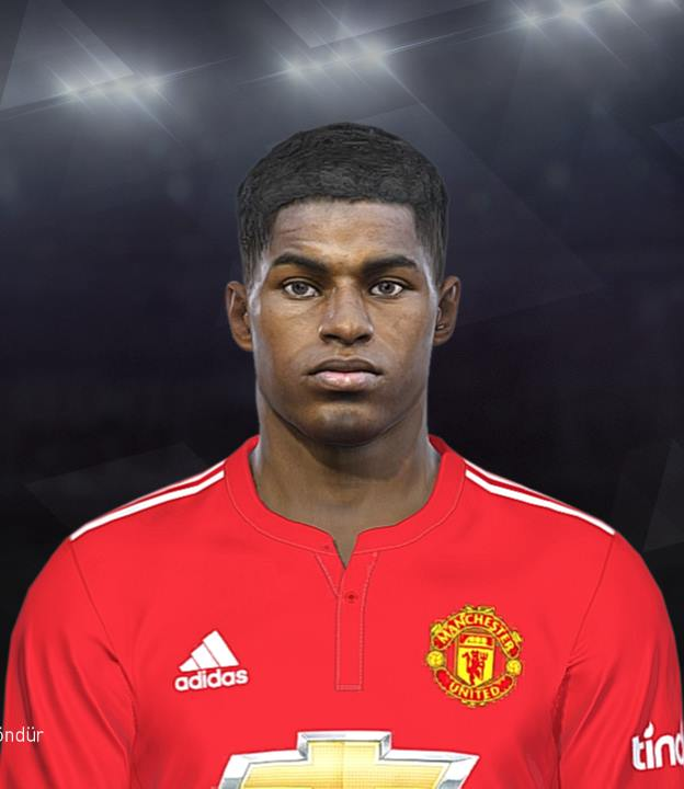 Ultigamerz Pes 2010 Pes 2011 Face: Ultigamerz: PES 2018 Rashford (MUTD) Face Fix