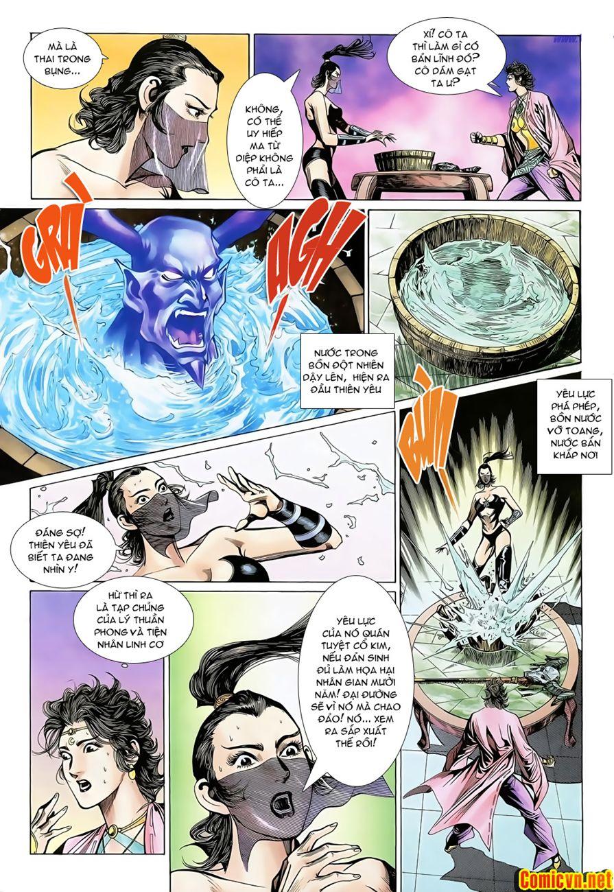 Đại Đường Uy Long chapter 72 trang 7