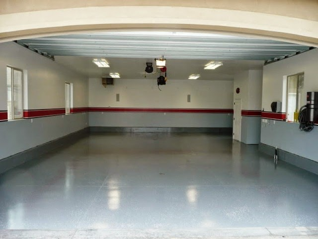 garage wall paint colors ideas