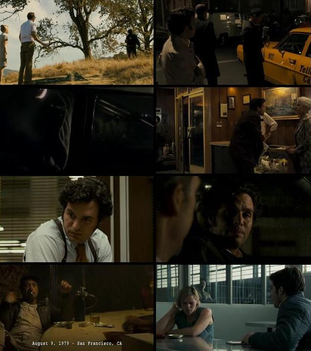 Zodiac 2007 Dual Audio Hindi 720p BluRay 950mb