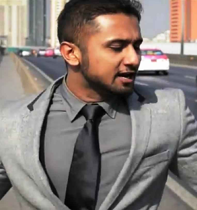Honey Singh HairStyle (Men HairStyles)