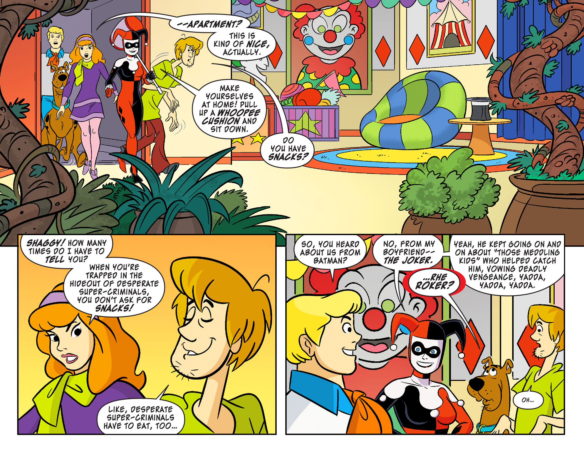 Read online Scooby-Doo! Team-Up comic -  Issue #23 - 11