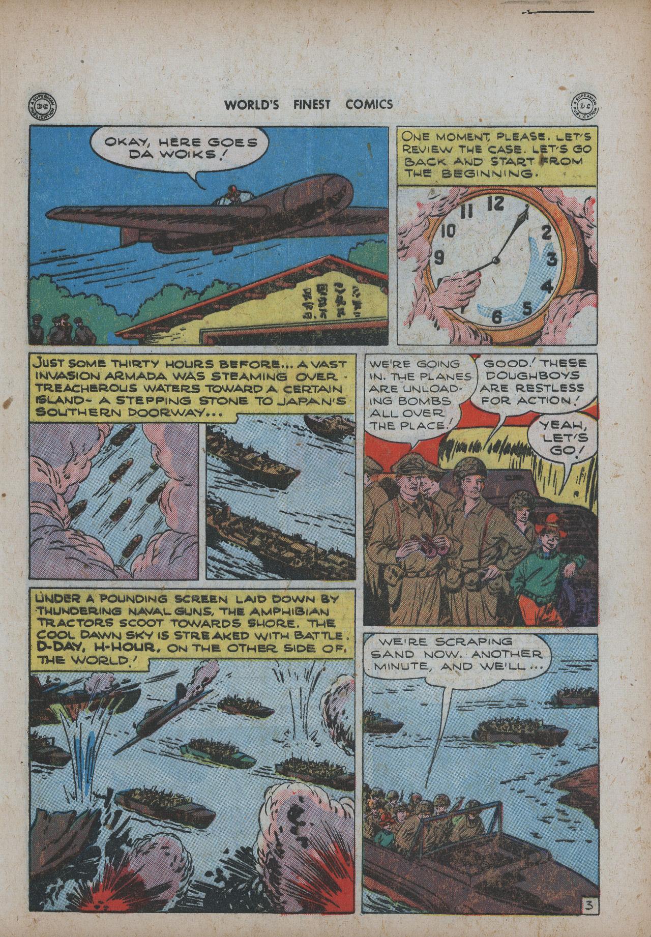 Read online World's Finest Comics comic -  Issue #20 - 37