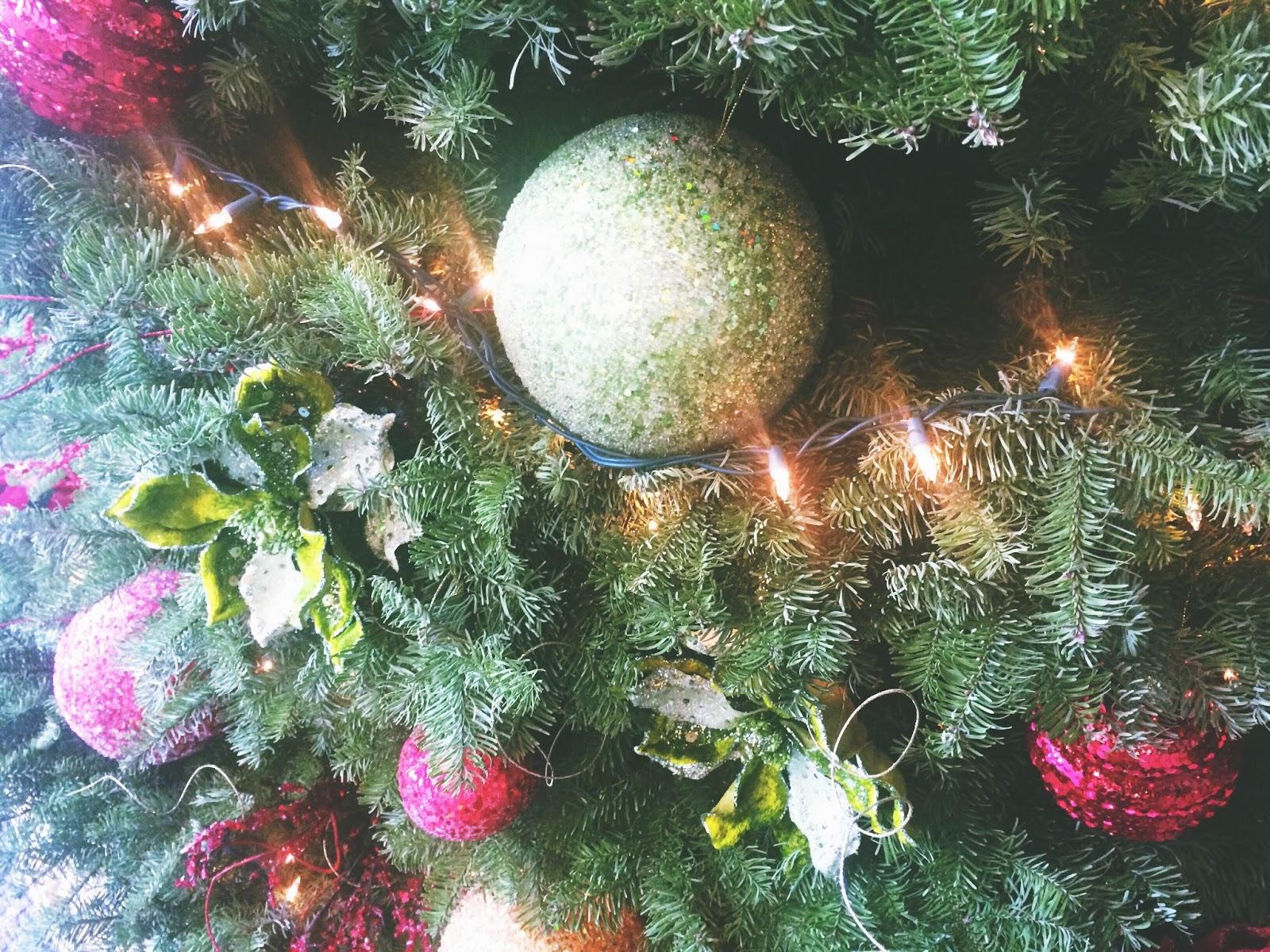 holiday festivities