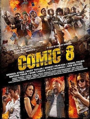 Comic 8 (2014) WEBDL Full Movie