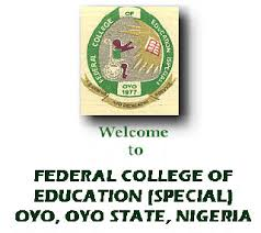 FCE(Special) Oyo Affiliated to UI 2018/2019 Post-UTME/DE Screening Form
