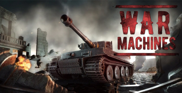 War Machines Tank Shooter Game Mod Apk Terbaru