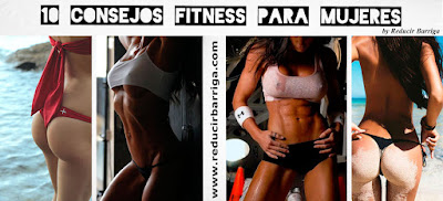 10 Consejos Fitness Para Mujeres