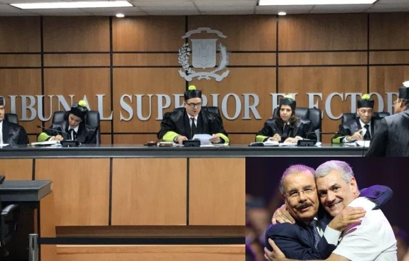 TSE rechaza recurso de Leonel; JCE podrá proclamar a Gonzalo Castillo