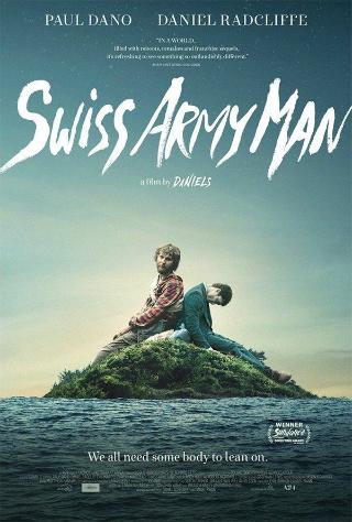 Swiss Army Man [2016] [DVDR] [NTSC] [Subtitulado]