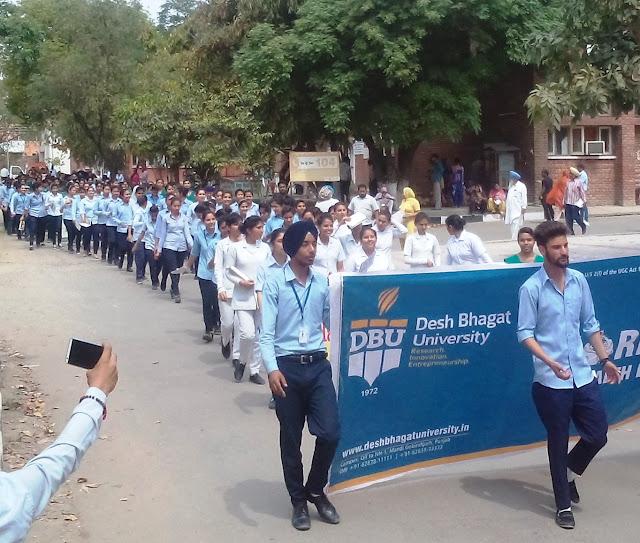 Desh Bhagat University