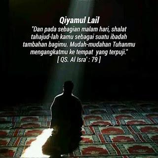 ayat tentang qiyamul lail