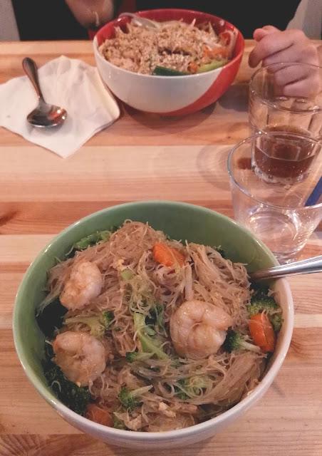 Tasty thaï restaurant Maastricht