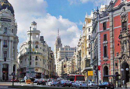 Centro Histórico de Madri