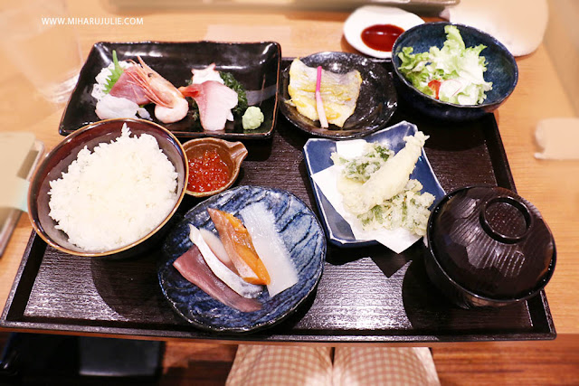 hakodate-morning market hokkaido japan