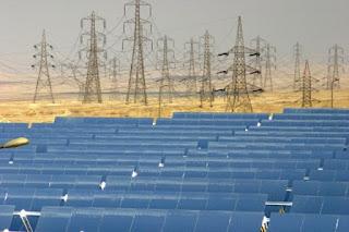 Solar plans in Egypt