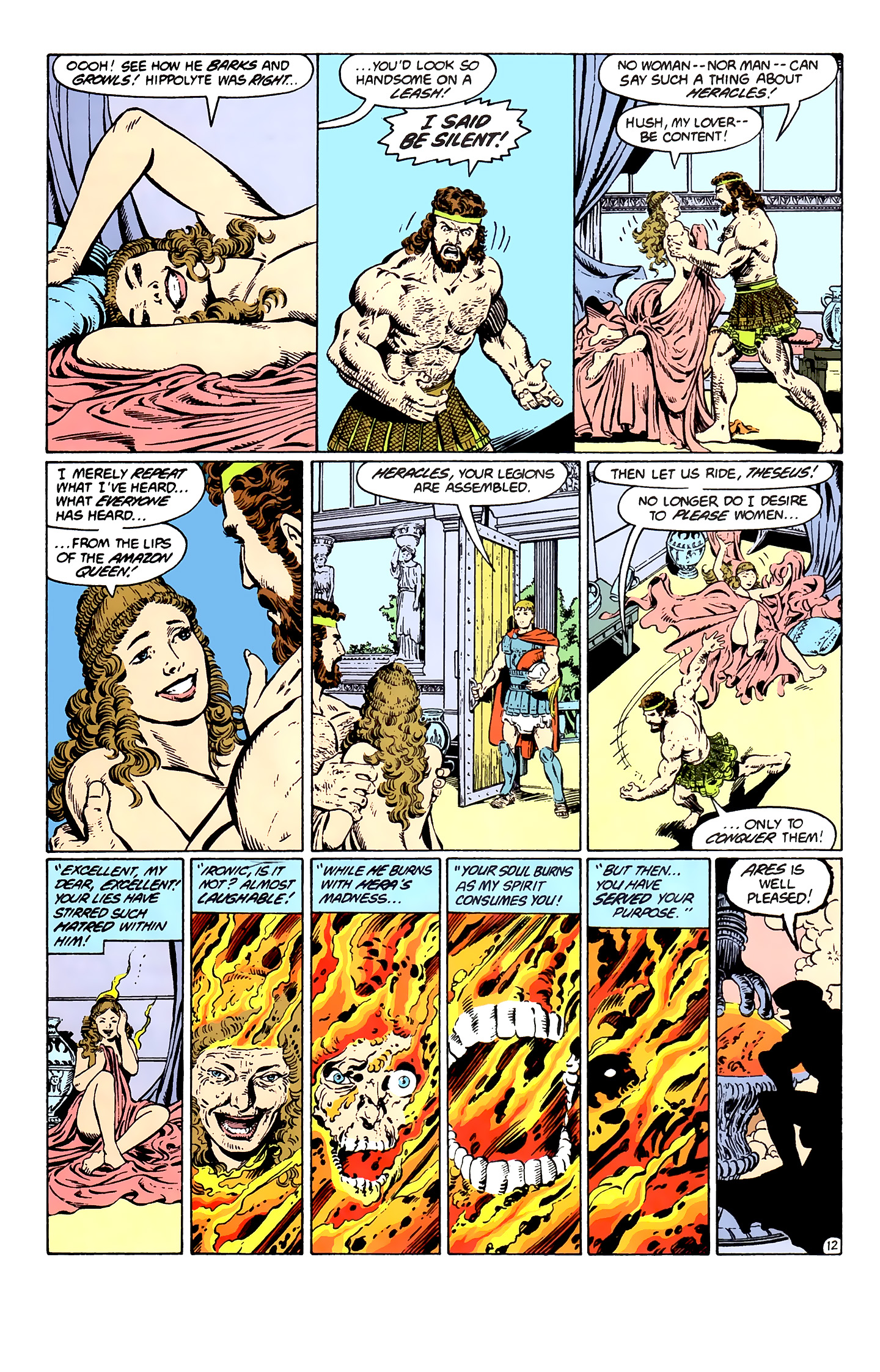 Read online Wonder Woman (1987) comic -  Issue #1 - 14