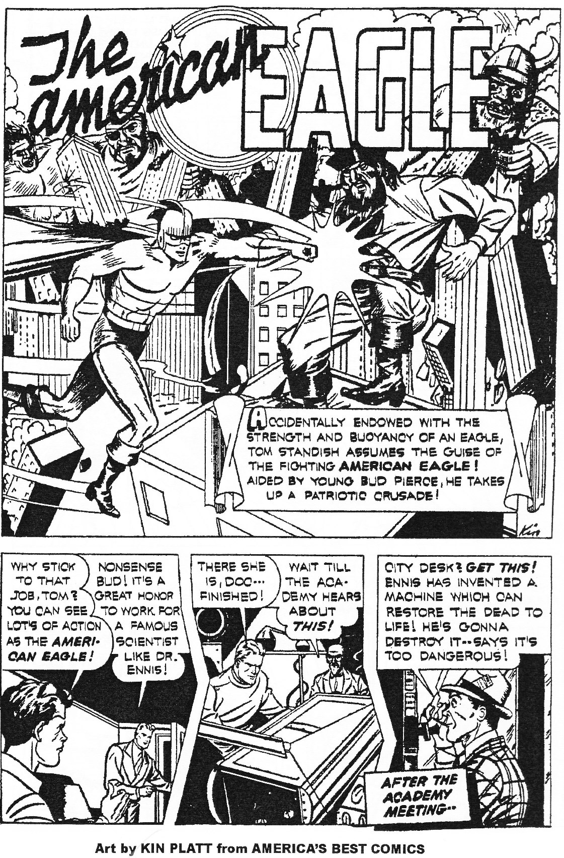 Read online Men of Mystery Comics comic -  Issue #84 - 82