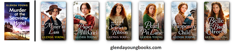 NOVELS BY CORRIE BLOG EDITOR GLENDA, PUBLISHED BY HEADLINE. CLICK PIC BELOW!