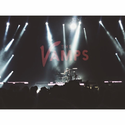 Meet The Vamps Tour