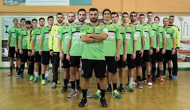 Στους «8» του κυπέλλου ο Διομήδης - Νίκησε τον Πανελλήνιο με 21-19
