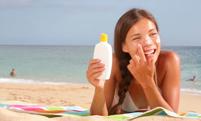 Protege piel del sol