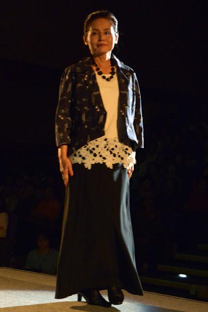 2016南風原町民ファッションショウ