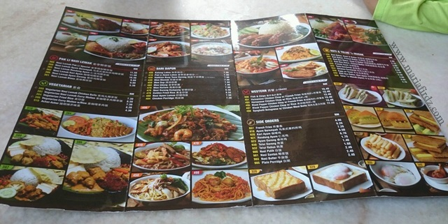 makan sedap di shah alam