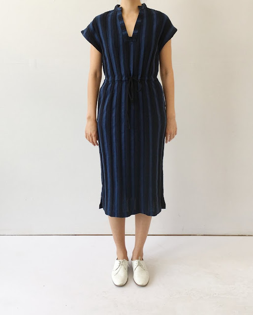 Ace & Jig Atwood Midi Dress in Lunar