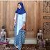 Ini Dia Najwa, Gadis Berhijab yang Mainkan Lagu Malam Kudus Saat Misa Natal