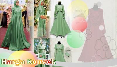Model Baju Muslim Ramadhan · Grosir Gamis Murah BMGShop df640e63b4