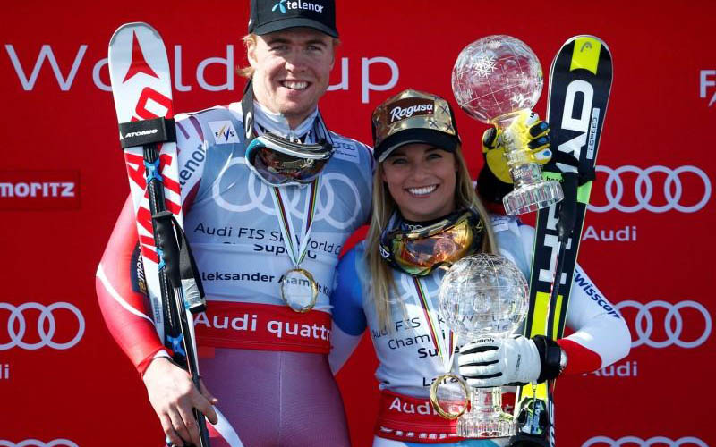 Gut, Kilde, St Moritz 2016 globus