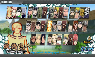 Naruto Senki Kill Mayhem Final v1.17 Apk by Abed