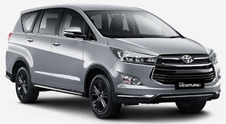 Harga Toyota Venturer Silver Metallic di Pontianak