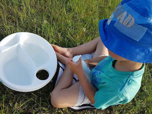 podróż wakacje z dzieckiem - Chorwacja 2017