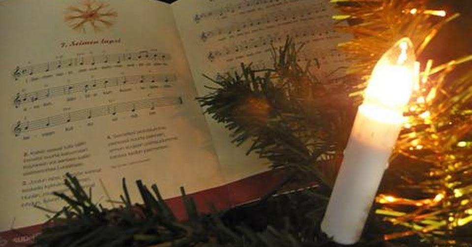 Konstan Joululaulu Sanat