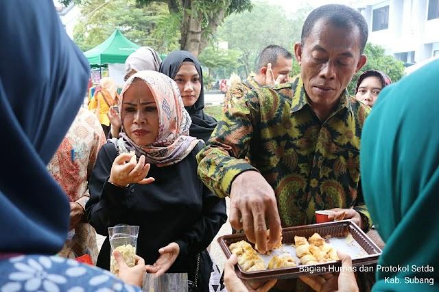Tingkatkan UKM di Subang, Pemkab Gunakan Strategi ini