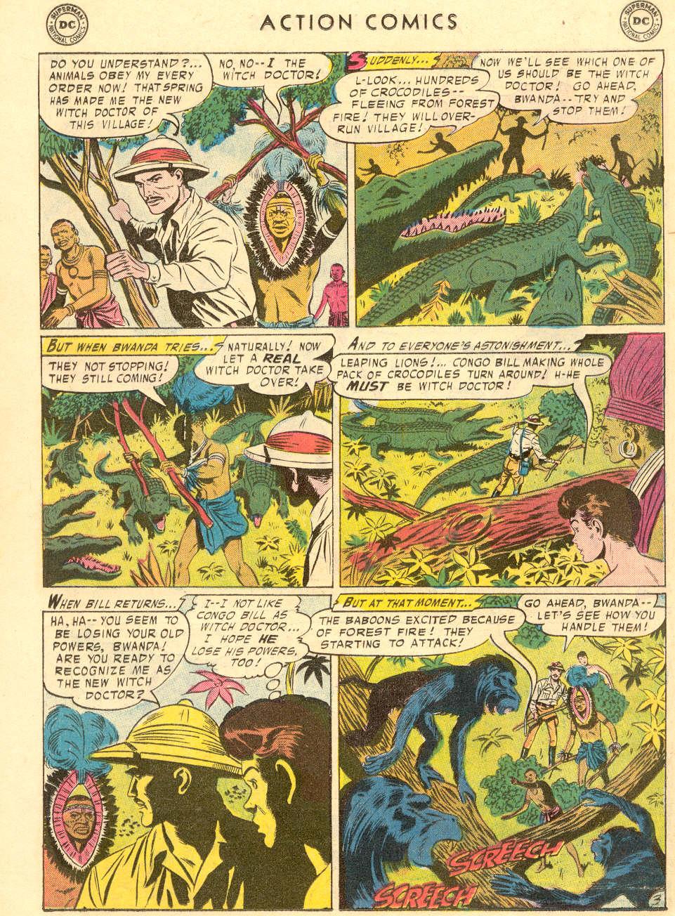 Action Comics (1938) 221 Page 17
