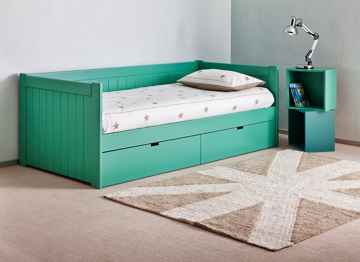 Dormitorios con camas nido for Camas nido ninos pequenos
