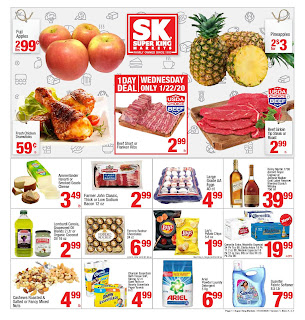 ⭐ Super King Ad 1/29/20 ⭐ Super King Weekly Ad January 29 2020