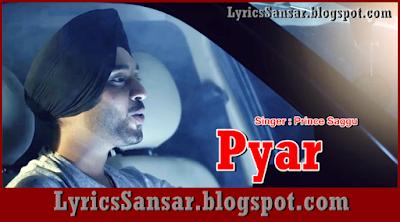 Pyar – Prince Saggu