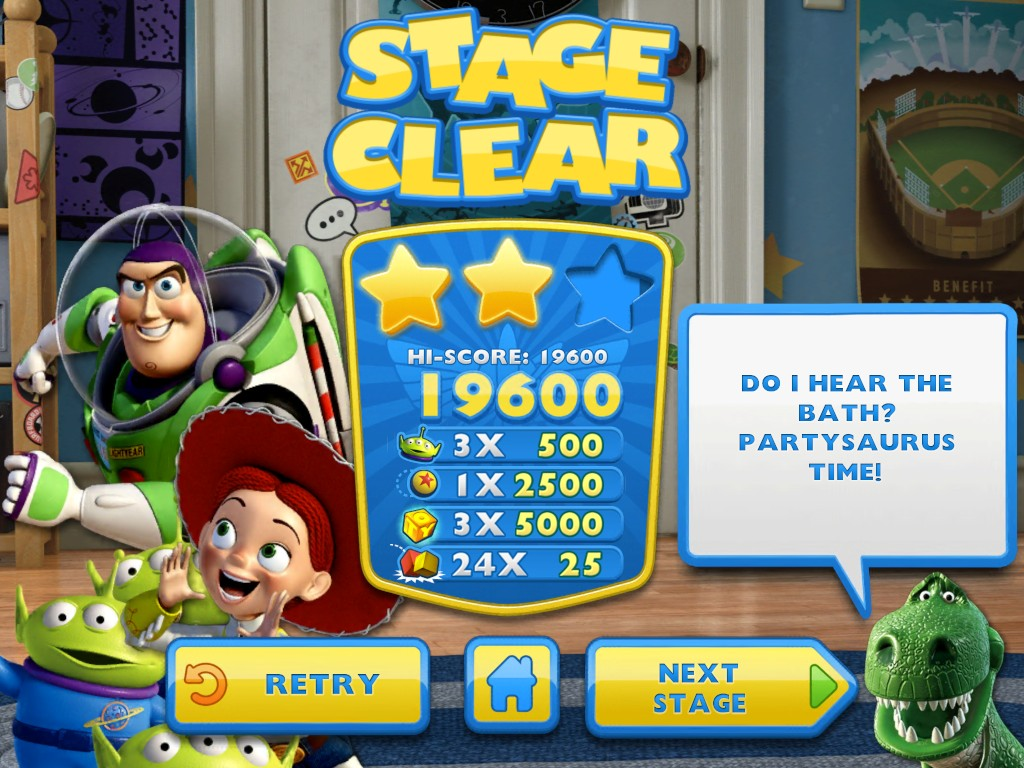 Toy Story Games : Toy story smash it game and new levels for monsters inc