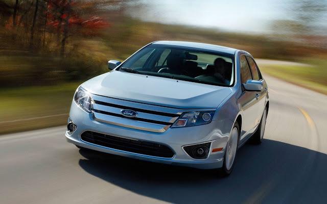 Ford Fusion 2011 e 2012
