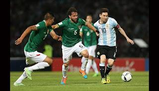 Argentina vs Bolivia en Copa América Centenario