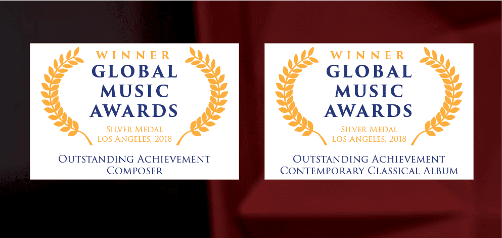 Global Music Award for Album and Composer