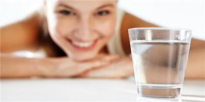 Nguồn nước là thứ quan trọng cho phái đẹp